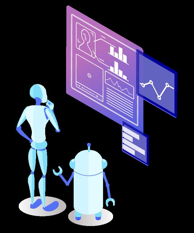 AIオートメーション化のイメージ