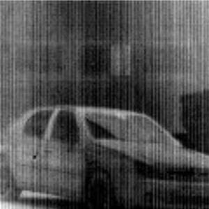 ディープラーニングによる赤外線画像のノイズ除去