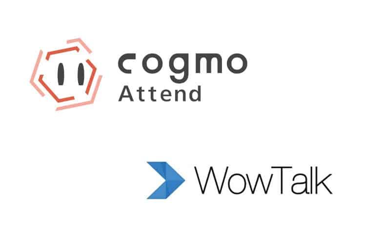 AIチャットボット『Cogmo Attend』、ビジネスチャット『WowTalk』と機能連携を開始
