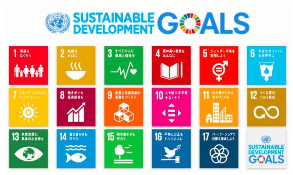 SDGs(持続可能な開発目標)とは?
