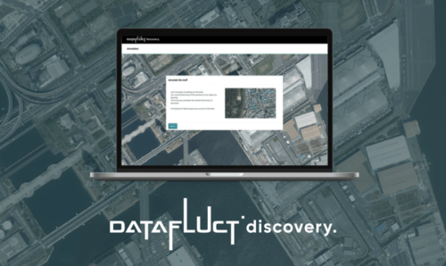 JAXAベンチャー認定企業「DATAFLUCT」、AIによる衛星画像検索サービス「DATAFLUCT discovery.」ローンチへ!