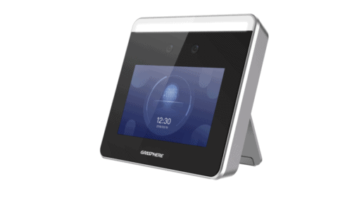 AIディープラーニング生体認証端末、コンパクトタイプGen2「GJ-AC331R」をリリースへ!