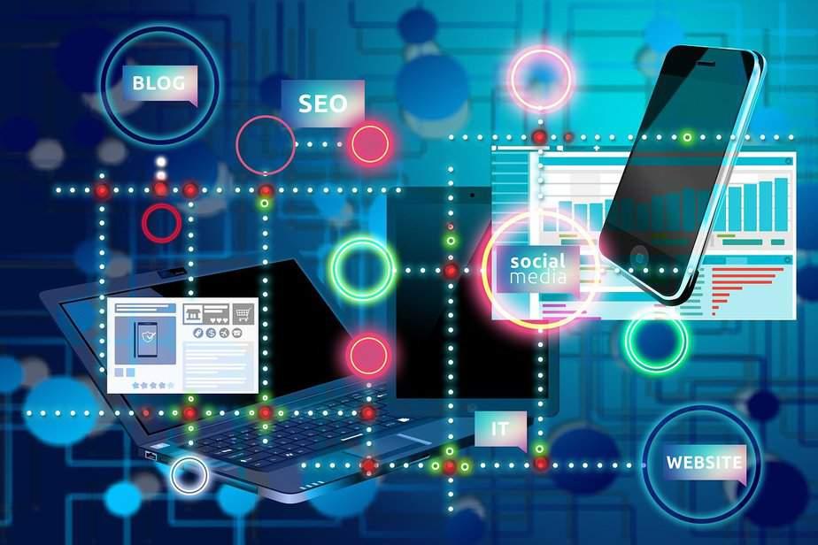 AIエンジニアが必要となる情報化社会のイメージ