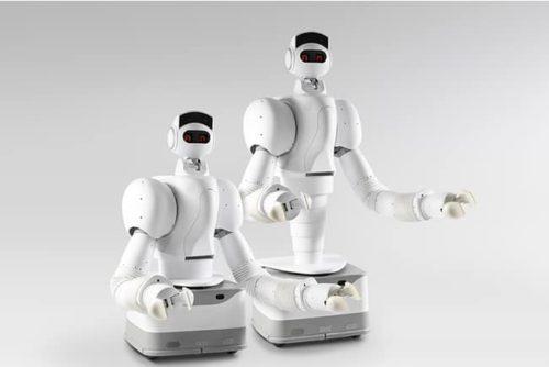 自律型ヒューマン支援ロボット「アイオロス・ロボット」にAI音声認識エンジンAmiVoiceが採用へ!