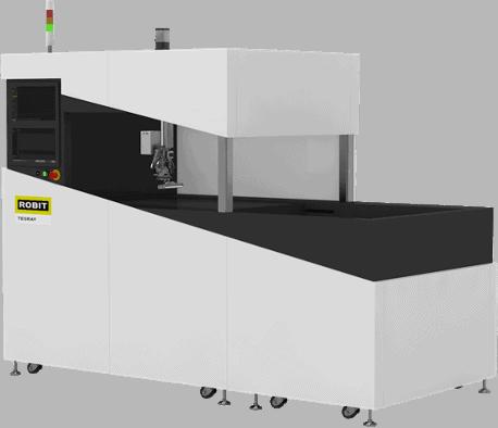 工業製品向けの汎用型AI外観検査ロボット「TESRAY  Sシリーズ」提供開始へ!