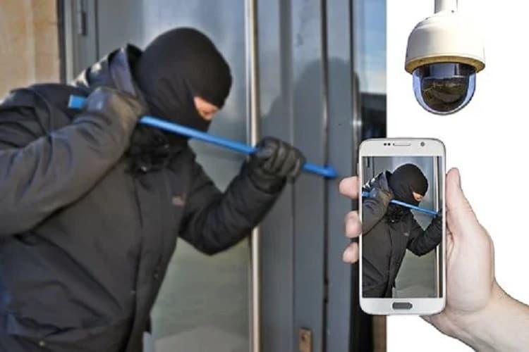 YOLOによるセキュリティー