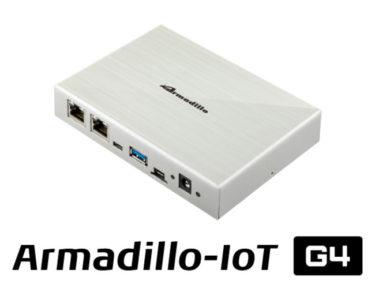 エッジAI処理にも対応! NPU搭載の「Armadillo-IoTゲートウェイ G4」を開発へ!